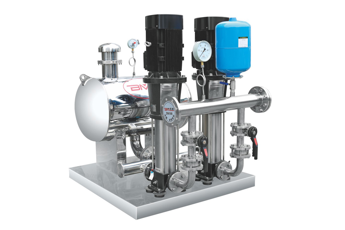 No negative pressure frequency conversion water supply equipment